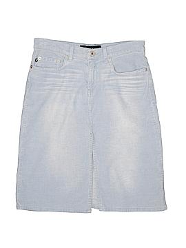 Express Denim Skirt Size 1 - 2