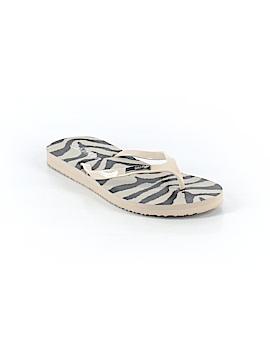 Calvin Klein Flip Flops Size 8
