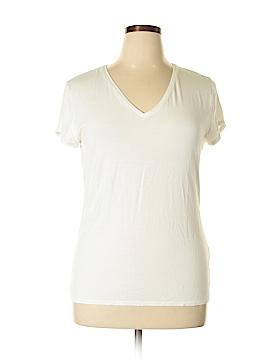 Anne Klein Short Sleeve T-Shirt Size XL