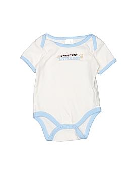 Babyworks Short Sleeve Onesie Size 3-6 mo