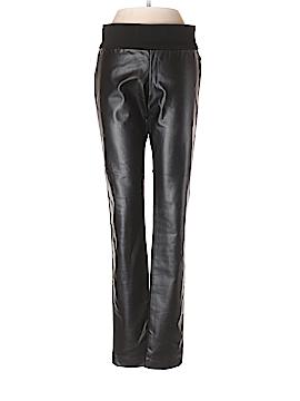Club Monaco Faux Leather Pants Size 4