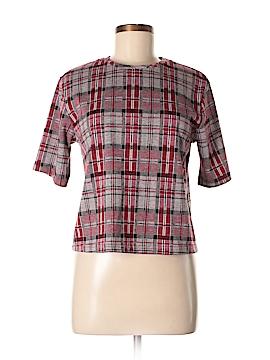 Topshop Short Sleeve Top Size 6