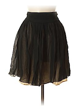 Banana Republic Silk Skirt Size 6 (Petite)