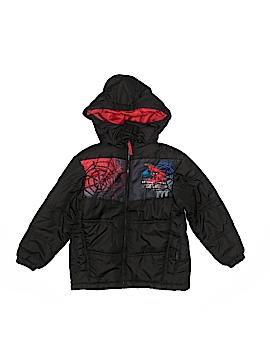 Marvel Coat Size 4T