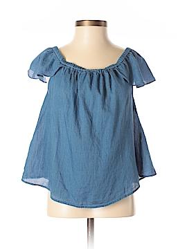 Madewell Short Sleeve Blouse Size XXS