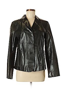 Harold's Leather Jacket Size 8