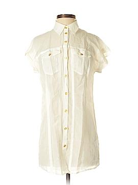 Reiss Short Sleeve Button-Down Shirt Size S