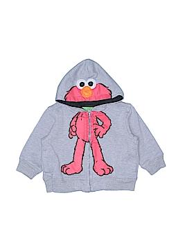 Sesame Street Zip Up Hoodie Size 18 mo