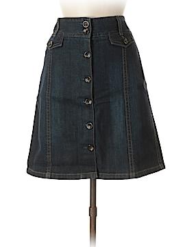 Ann Taylor LOFT Denim Skirt Size 2