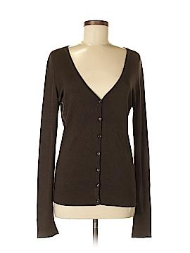 Caslon Silk Cardigan Size M