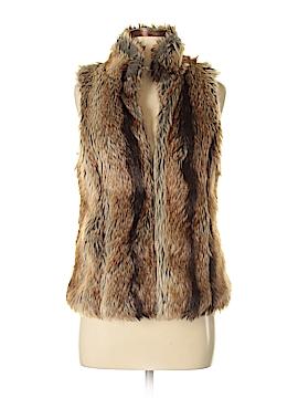 TCEC Faux Fur Vest Size S