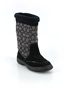Coach Boots Size 5 1/2