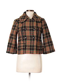 Beau bois Wool Coat Size XS