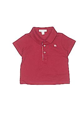 Burberry Short Sleeve Polo Size 18 mo