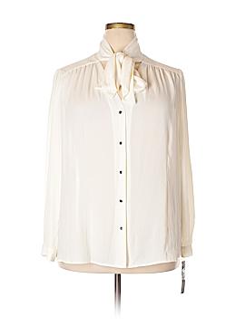 Tahari Long Sleeve Blouse Size 2X (Plus)
