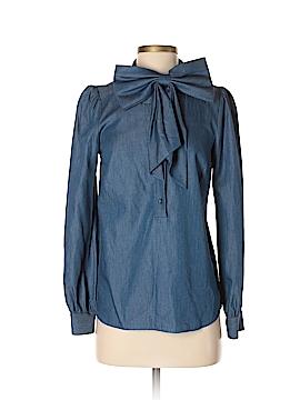 Kate Spade New York Long Sleeve Blouse Size 2