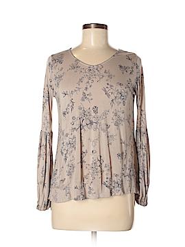 Anama Long Sleeve Top Size XS