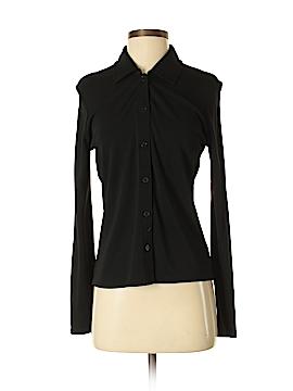 Emanuel by Emanuel Ungaro Long Sleeve Button-Down Shirt Size S