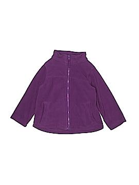 Arizona Jean Company Fleece Jacket Size 4T