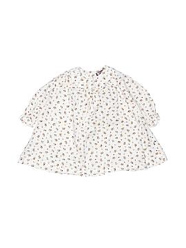 Bout'chou 3/4 Sleeve Button-Down Shirt Size 6 mo