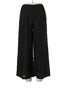 CTC Carol Turner Collection Linen Pants Size M