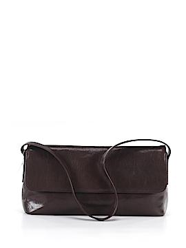 Hobo Leather Shoulder Bag One Size