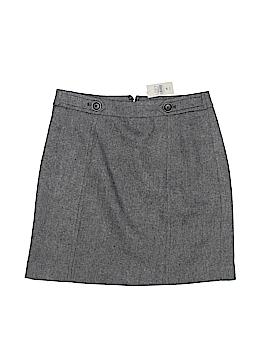 Ann Taylor LOFT Wool Skirt Size 0 (Petite)