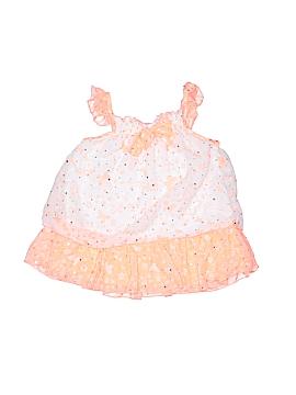 Little Lass Sleeveless Blouse Size 4T