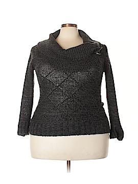 Deb Pullover Sweater Size 1X (Plus)