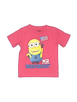 Despicable Me Short Sleeve T-Shirt Size 2T