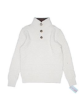 Cat & Jack Short Sleeve Polo Size 8 - 10