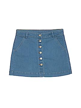 Crewcuts Denim Skirt Size 12