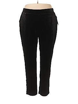 Avenue Velour Pants Size 14/16 Plus (Plus)