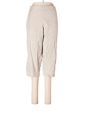 C.D. Daniels Linen Pants Size 1X (Plus)