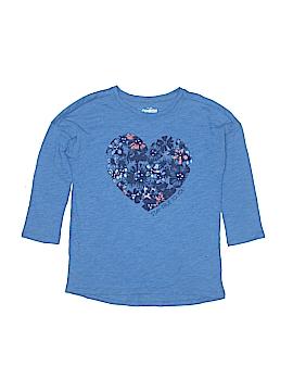 OshKosh B'gosh 3/4 Sleeve T-Shirt Size 8