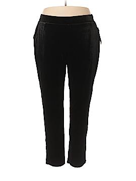 Avenue Velour Pants Size 22/24 Plus (Plus)