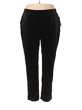 Avenue Velour Pants Size 22/24 Tall (Plus)