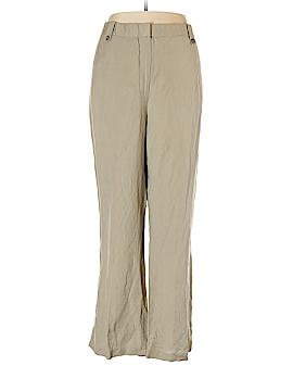 East 5th Linen Pants Size 24 (Plus)
