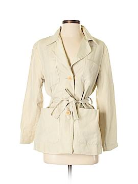 Limited London Paris New York Silk Blazer Size XS