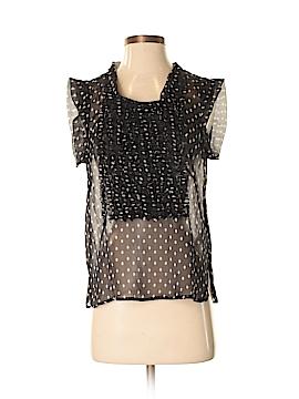 Mcginn Short Sleeve Blouse Size 4