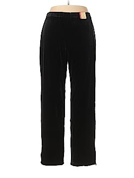 Avenue Velour Pants Size 26/28 (Plus)