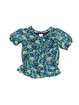 Xhilaration Short Sleeve Blouse Size 2T