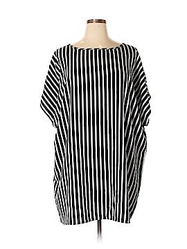 Boohoo Boutique Short Sleeve Blouse Size 16