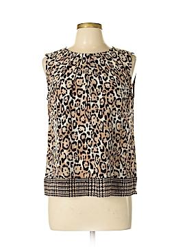 Jones New York Sleeveless Blouse Size 8