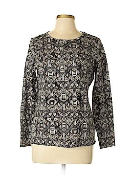 Kim Rogers Long Sleeve T-Shirt Size L