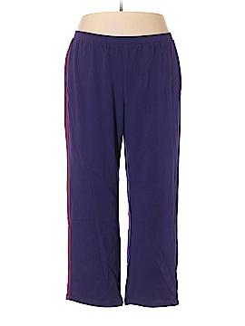 Liz & Me for Catherines Active Pants Size 1X (Plus)
