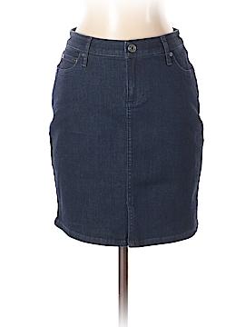 Banana Republic Denim Skirt Size 00 (Petite)