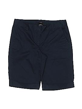 Ann Taylor Factory Khaki Shorts Size 6