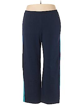 Liz & Me for Catherines Active Pants Size 4X (Plus)