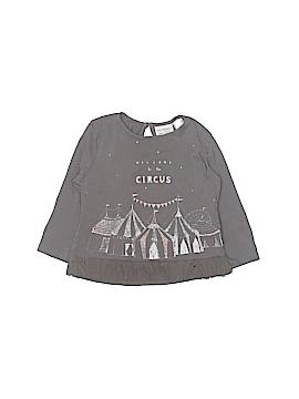 Zara Long Sleeve Top Size 18-24 mo